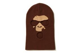 A BATHING APE® 推出猿颜头套面罩