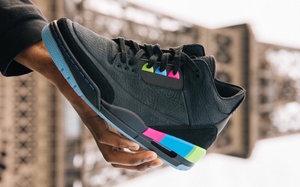 """街球主题!Air Jordan 3 """"Quai 54"""" 即将到来!"""