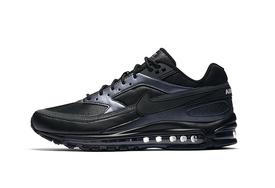 暗黑风格 | Nike Air Max 97 / BW 全新配色登场