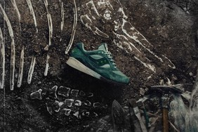 "Saucony Shadow 6000 ""Living Fossil""带你回到侏罗纪世界"