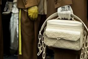 直击 Louis Vuitton 2019 春夏系列发布会后台