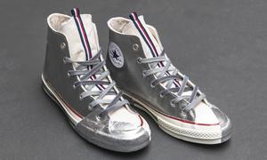 有点酷!Pigalle 与 CONVERSE 的全新联名鞋款