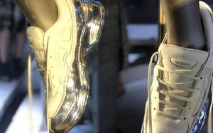 酷!Raf Simons 发布银底 Ozweego 以及厚底高帮靴