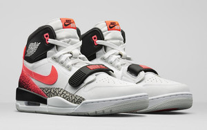 Nike Yeezy 即视感!三色 Don C x Jordan Legacy 312 空降七月!