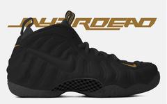 黑金来袭!全新 Nike Air Foamposite Pro 年底发售!