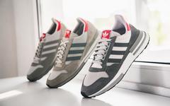 adidas 全新鞋款 ZX500 RM美图近赏!