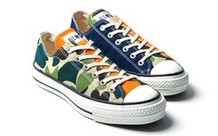 BILLY'S ENT x Converse 全新联名 Chuck Taylor All Star 鞋款