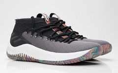 最炫民族风!全新 adidas Dame 4 官网已上架!