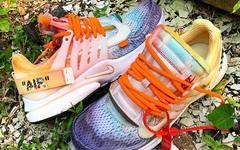 玩嗨了?更多 Off-White  x Nike Air Presto 扎染定制配色亮相!