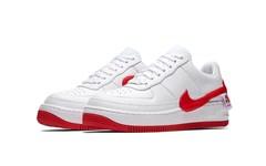 解构主义-Nike 为 Air Force 1「Jester」推出经典配色