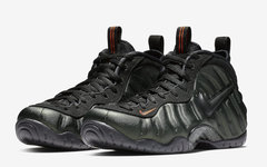 "官图释出!Nike Air Foamposite Pro ""Sequoia"" 近期发售!"
