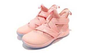 """骚粉配色!全新 Nike LeBron Soldier 12 """"Pink"""" 即将发售!"""