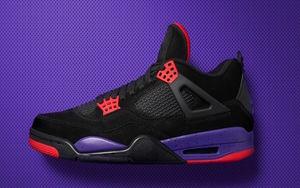 """""""跳跳龙""""来袭!Air Jordan 4 NRG """"Raptors"""" 本周发售!"""