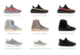"YEEZY ""百科全书""!历代 YEEZY 鞋款和全部配色一览"
