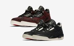 """官图释出!Vogue x Air Jordan 3 """"AWOK"""" 系列下周来袭!"""