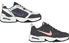 Martine Rose x Nike 联名 Air Monarch 将于 10 月发售