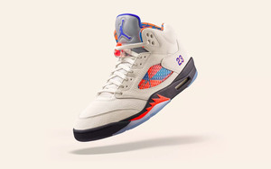 "链接终释出!Air Jordan 5 ""International Flight"" 明早来袭!"