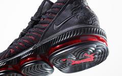 "即将发布!Nike LeBron 16 ""Fresh Bred"" 官图释出!"