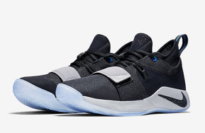 官图释出!泼墨勾子 Nike PG 2.5 月底发售!