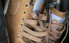 Carhartt WIP x Nike Air Force 1 卡其色联名曝光