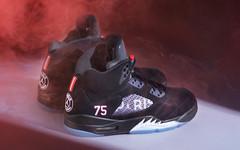 昨夜突袭发售!这款 Air Jordan 5 PSG 你们抢到了吗?
