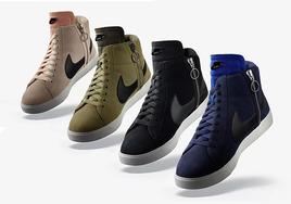 Nike WMNS Blazer Mid Rebel XX 趣味来袭