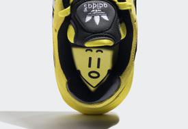 趣味设计,size? x adidas Yung-1 联名款发售