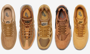 """Nike 2018 款 """"Wheat"""" 配色系列鞋款齐登场"""