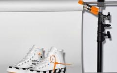 Off-White x Converse 全新联名 Chuck 70 内地发售详情公开