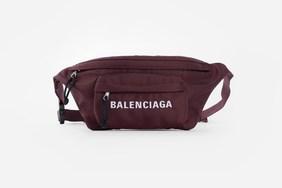 Balenciaga 2018 秋冬最新腰包上架