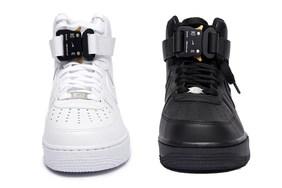 1017 ALYX 9SM x Nike 全新联名 Air Force 1 Mid 发售详情公开