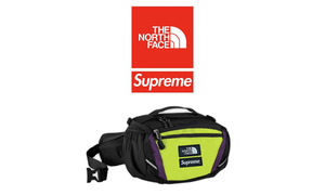 疑似 Supreme x The North Face 聯乘腰包曝光