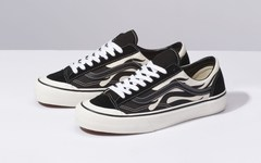 Vans 推出黑白配色 Style 36「Flame」
