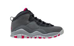 """女生专属!Air Jordan 10 """"Dark Smoke Grey"""" 本月发售!"""