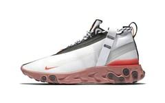 抢先预览! Nike 全新鞋款 React Runner Mid WR ISPA