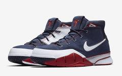 """或采用特殊鞋盒?Nike Kobe 1 Protro """"USA"""" 即将回归!"""