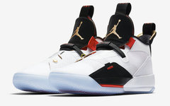 "官圖釋出!Air Jordan 33 ""Future of Flight"" 下周發售!"