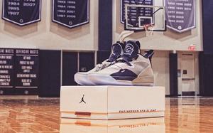 喬治城VS密歇根,哪款 Air Jordan 33 PE 配色顏值更高?