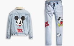 Levi's x Mickey Mouse 90 周年聯名別注系列