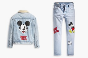 Levi's x Mickey Mouse 90 周年聯名別注系列