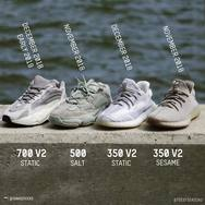 Yeezy鞋款11月-12月發售計劃一覽