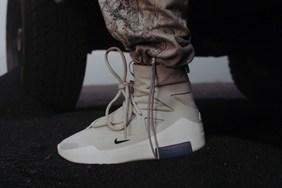 "Fear of God x Nike 联名""Air FOG""鞋款发售日期曝光"