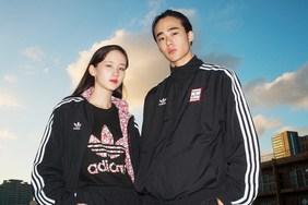adidas x have a good time 2018 秋冬联名系列 Lookbook