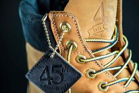 Timberland 经典黄靴诞生 45 年,带来两款周年纪念别注版