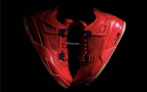 """近赏丨刮刮乐设计 Air Jordan 4 """"Singles Day"""""""