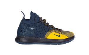 """细节不俗!全新 Nike KD 11 """"Michigan"""" 下月发售!"""