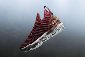"""发售日期确定!Nike LeBron 16 """"King"""" 本周正式来袭!"""
