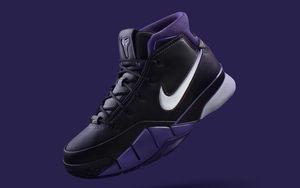 元年配色升级回归!黑紫 Nike Kobe 1 Protro 下周正式发售!
