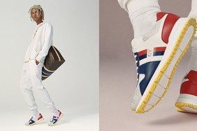 Louis Vuitton 推出全新球鞋定制服务