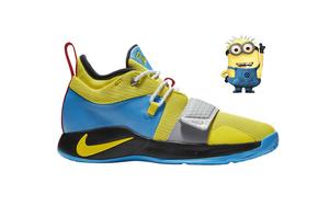 萌系小黄人!Nike PG 2.5 推出全新儿童专属配色!